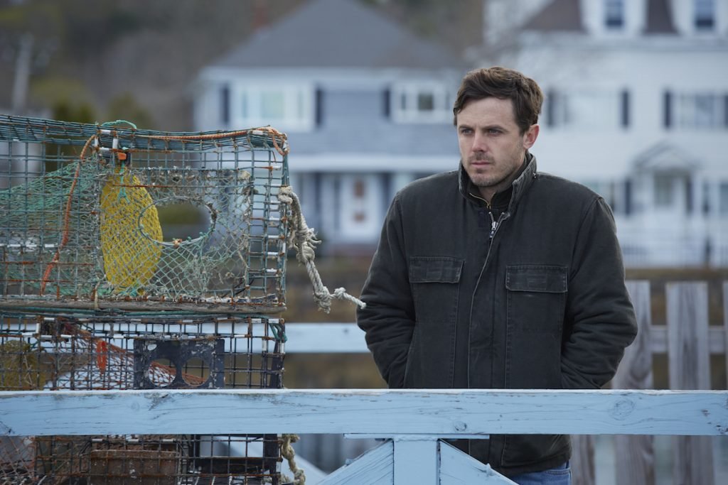 Manchester by the Sea, directed by Kenneth Lonergan