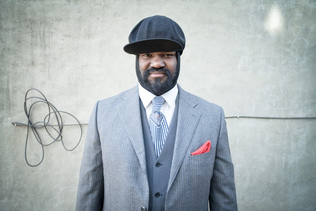 Gregory Porter Don't Forget Your Music