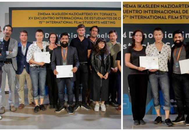 Francy Fabritz's FLOOR X Wins Top Prize at 15th International Film Students Meeting