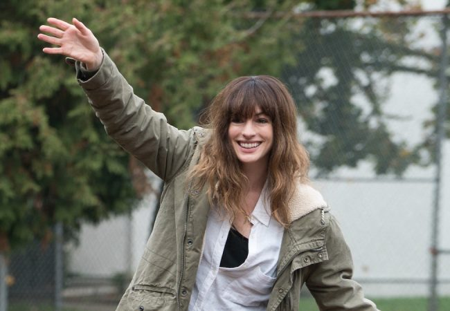 COLOSSAL, starring Anne Hathaway and Jason Sudeikis