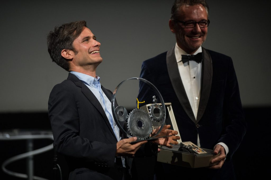 Gael García Bernal is Recipient of 1st Jaeger-LeCoultre al cine Latino at San Sebastian Festival