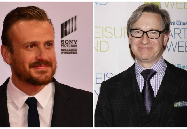 Jason Segel, Paul Feig
