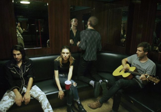 World Premiere of Wolf Alice on Tour Documentary ON THE ROAD Added to BFI London Film Festival
