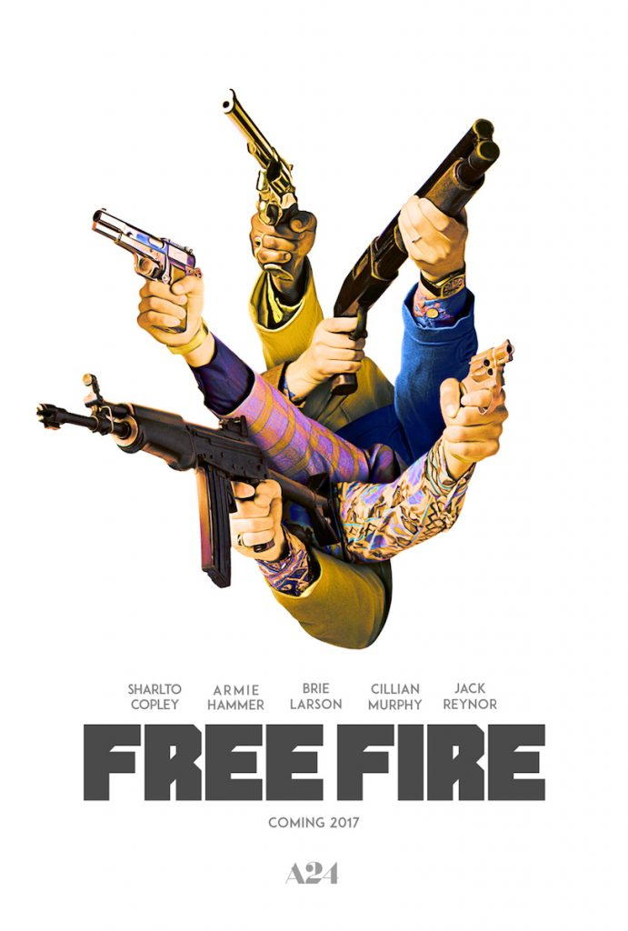 FREE FIRE Official Poster