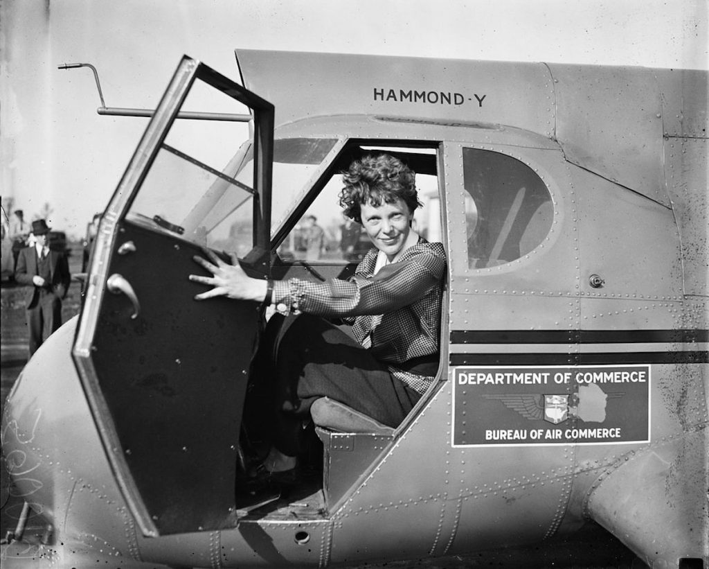 ARCHAEOLOGICAL LEGACY INSTITUTE PLANS TO FILM AMELIA EARHART EXPEDITION IN 2017