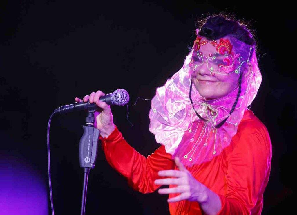 Bjork: The Creative Universe of a Music Missionary,