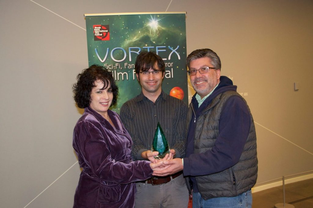 2016 Flickers' Vortex Sci-Fi, Fantasy, & Horror Film Festival Announces Winners, THE OPEN Wins Grand Prize