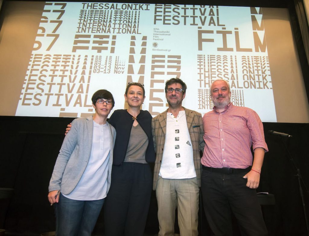 Thessaloniki International Film Festival Unveils Jury, Masterclass, Events and Complete Lineup Pres Conference