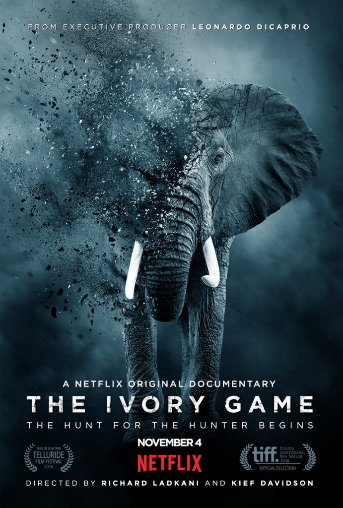 The Ivory Game Poster Netflix