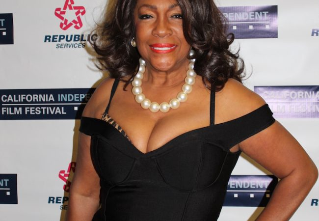 Mary Wilson Honored with Diamond Award at California Independent Film Festival | VIDEO