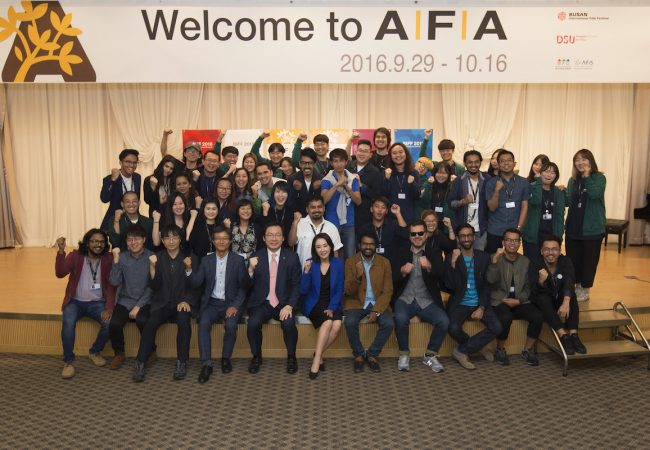 The Asian Film Academy Celebrates 12th Year, Kicks Off Program With Welcome Reception