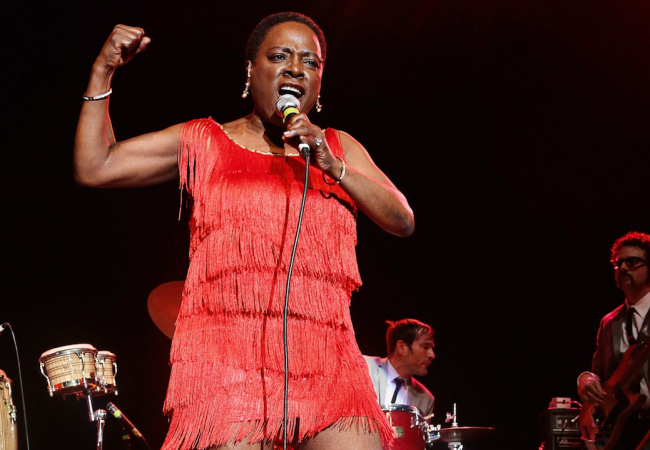 RIP: Sharon Jones of Dap-Kings and Documentary MISS SHARON JONES! Dies at 60