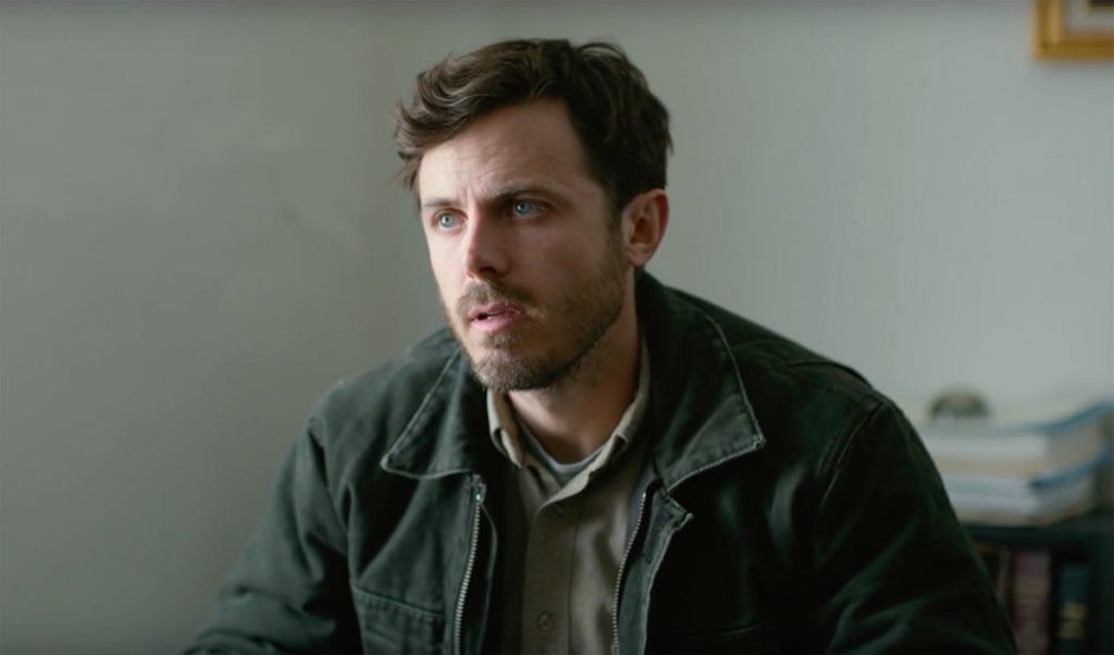 Casey Affleck, MANCHSTER BY THE SEA
