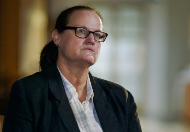Kathy Morse spent 10 months at Rikers Island jail. Credit: Mark Benjamin