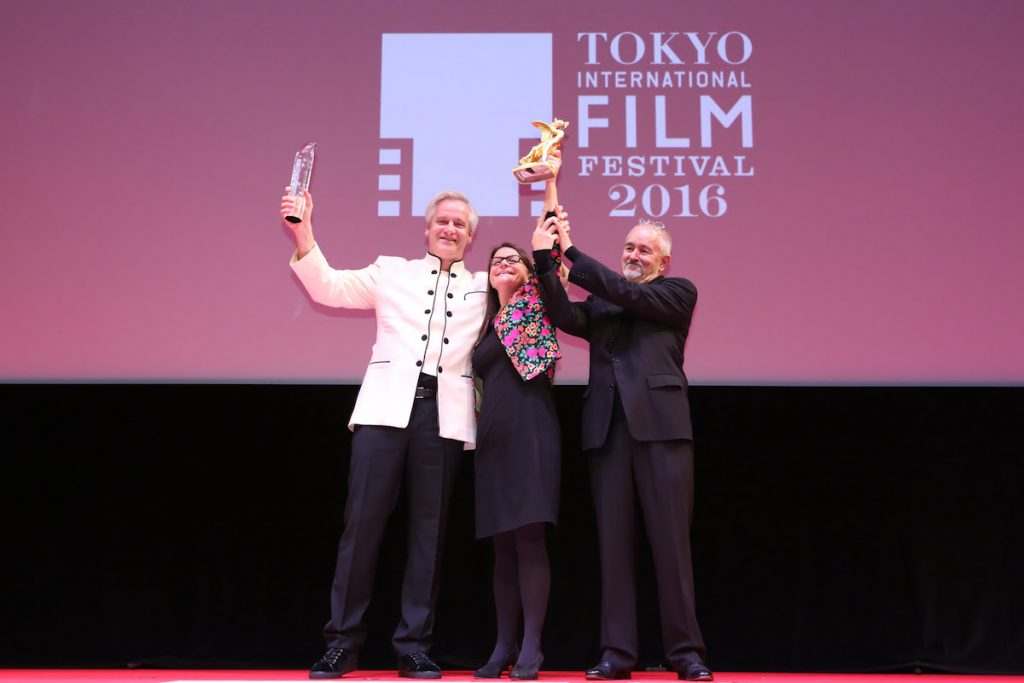 """The Bloom of Yesterday"" won Tokyo Grand Prix at 2016 Tokyo International Film Festival"
