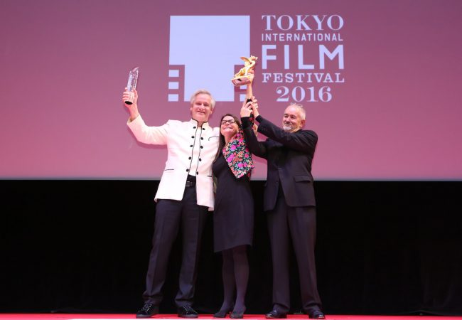 THE BLOOM OF YESTERDAY Wins Tokyo Grand Prix at Tokyo International Film Festival