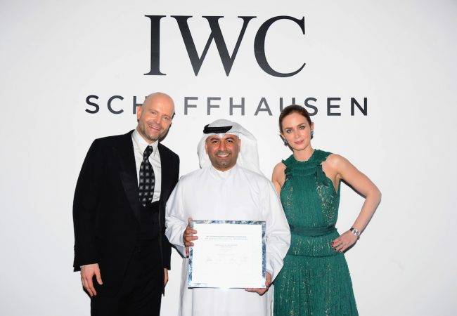 Three Gulf Directors Nominated for IWC Filmmaker Award