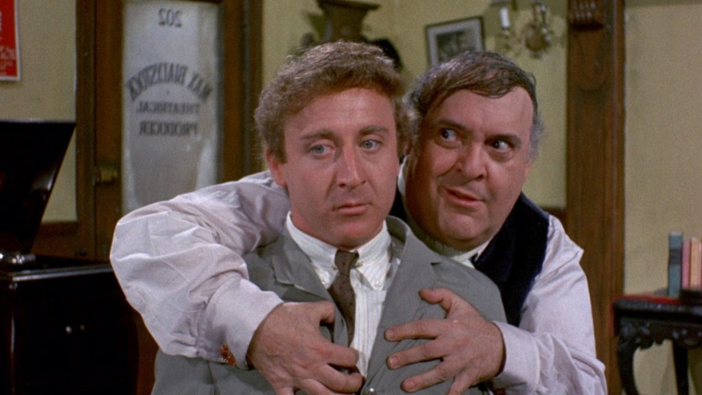 Gene Wilder with a 50th anniversary screening of Mel Brooks's The Producers