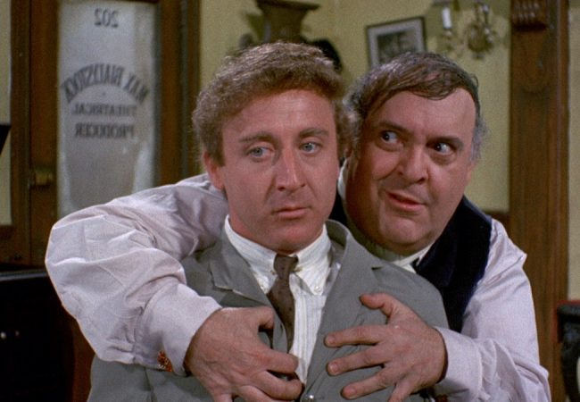 Gene Wilder in Mel Brooks's The Producers