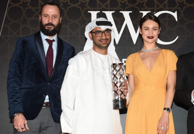 Abdullah Hassan Ahmed SUNRISE Wins 5th IWC Filmmaker Award