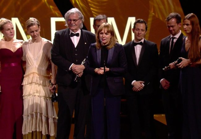 Toni Erdmann, Maren Ade, European Film Awards 2016