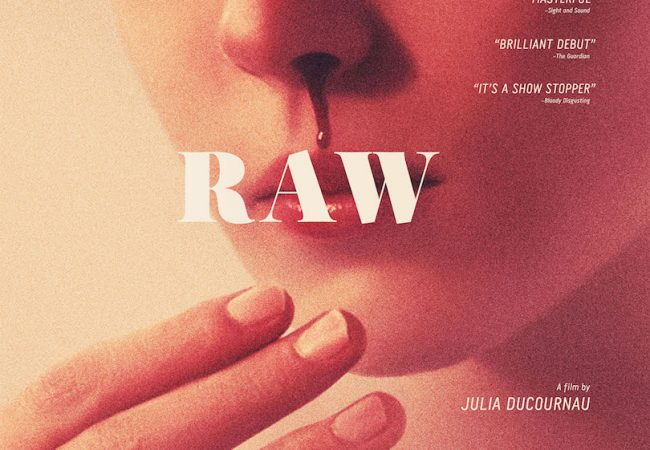 Official Poster Released for Julia Ducournau's Shocking Thriller RAW