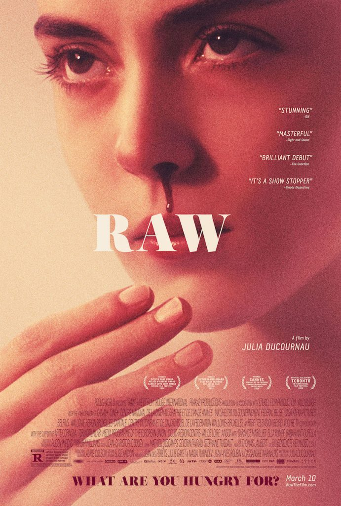 Raw Poster