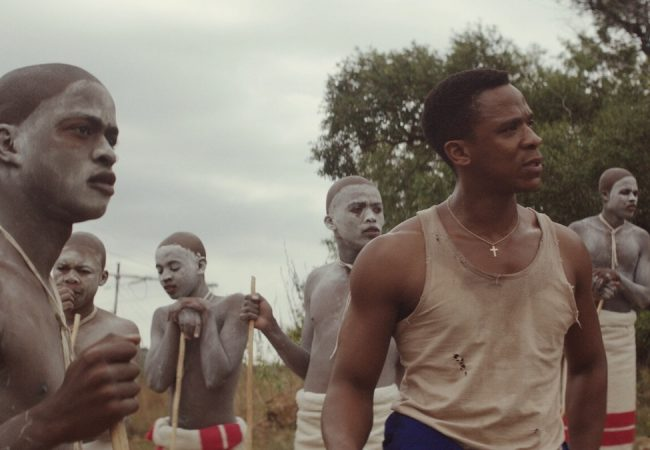 Poster + Watch Trailer for South African Film THE WOUND (Inxeba)