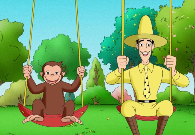 The Orchard to Release MONKEY BUSINESS: THE ADVENTURES OF CURIOUS GEORGE'S CREATORS Documentary
