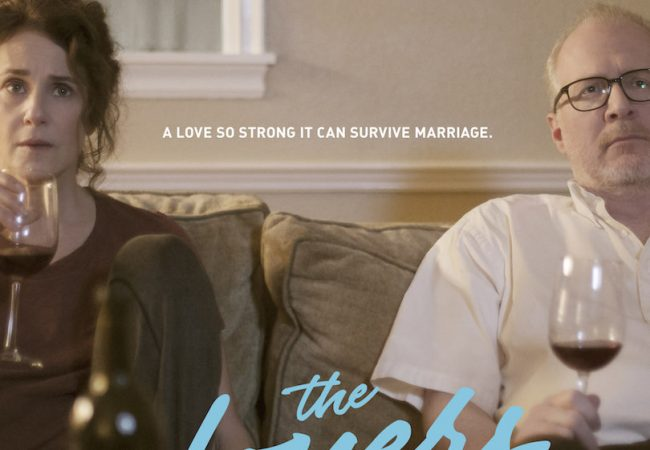 Official Poster + Watch Trailer for THE LOVERS Starring Debra Winger and Tracy Letts