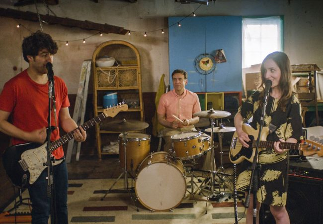 Adam Pally, Fred Armisen and Zoe Lister-Jones appear in Band Aid by Zoe Lister-Jones