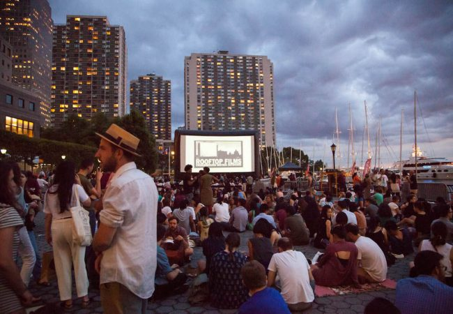 Rooftop Films Reveals Winners of 2016 Rooftop Filmmakers' Fund Grant