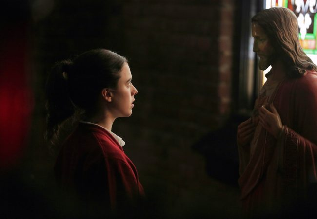 VIDEO: Watch First Trailer for Religious Drama NOVITIATE Starring Melissa Leo, Margaret Qualley