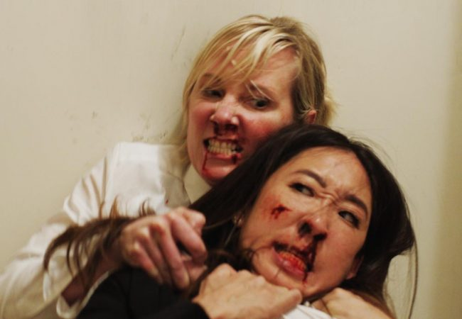 Sandra Oh and Anne Heche 'Epic Feud' in CATFIGHT | Trailer + Poster + Release Date