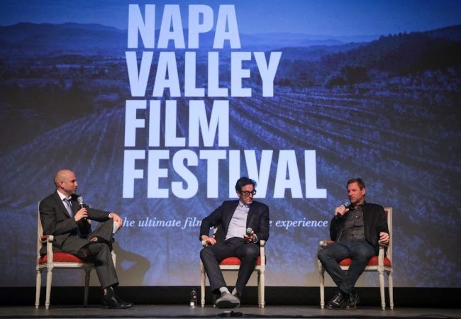 Napa Valley Film Festival Announces 2017 Dates + FILMMAKERS: Call for Submissions