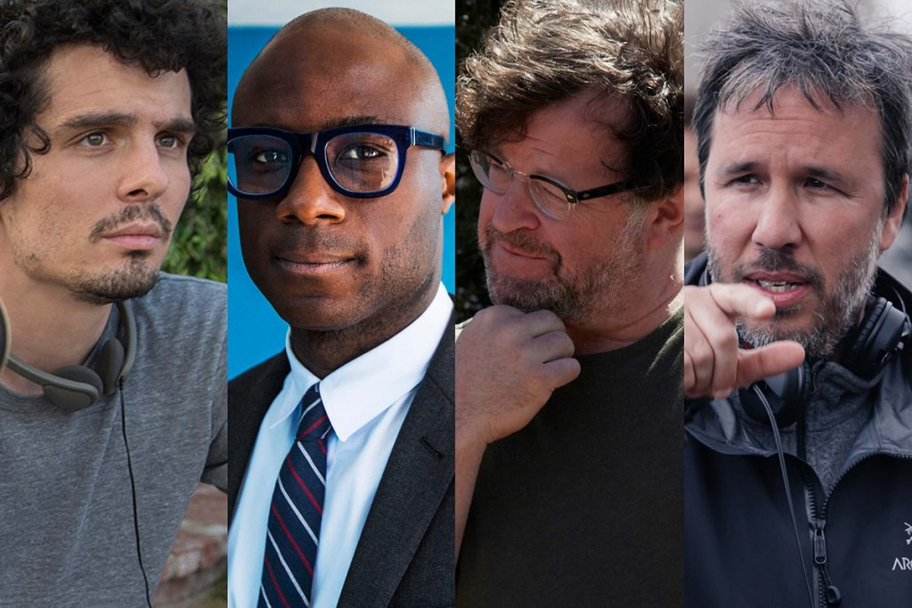 Barry Jenkins, Damien Chazelle, Denis Villeneuve, and Kenneth Lonergan will receive the 2017 Outstanding Directors of the Year Award at the Santa Barbara International Film Festival