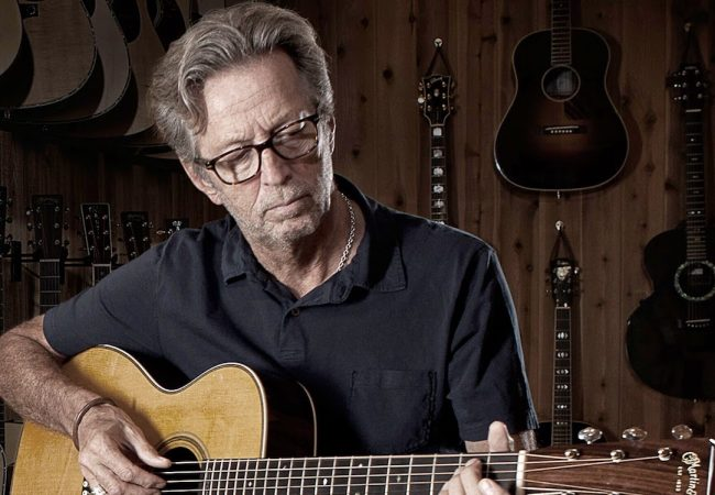 Showtime Releases ERIC CLAPTON: LIFE IN 12 BARS Trailer + Poster, Doc to Debut at Toronto Fest