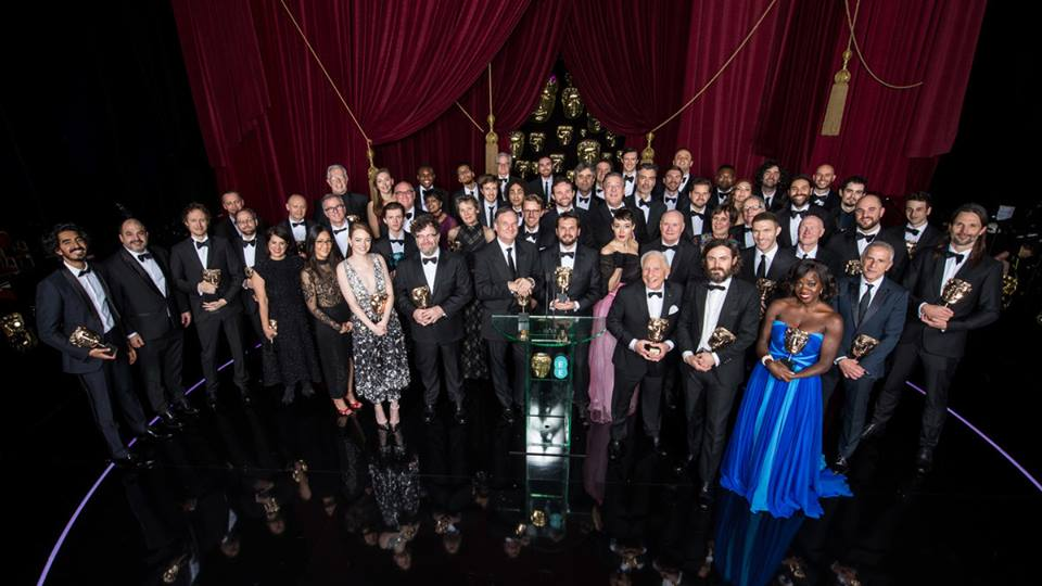 2017 BAFTA Awards Winners