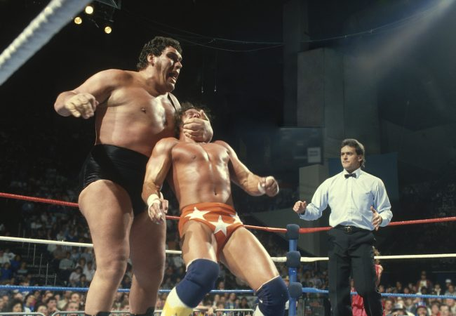 ANDRE THE GIANT Documentary in the Works at HBO