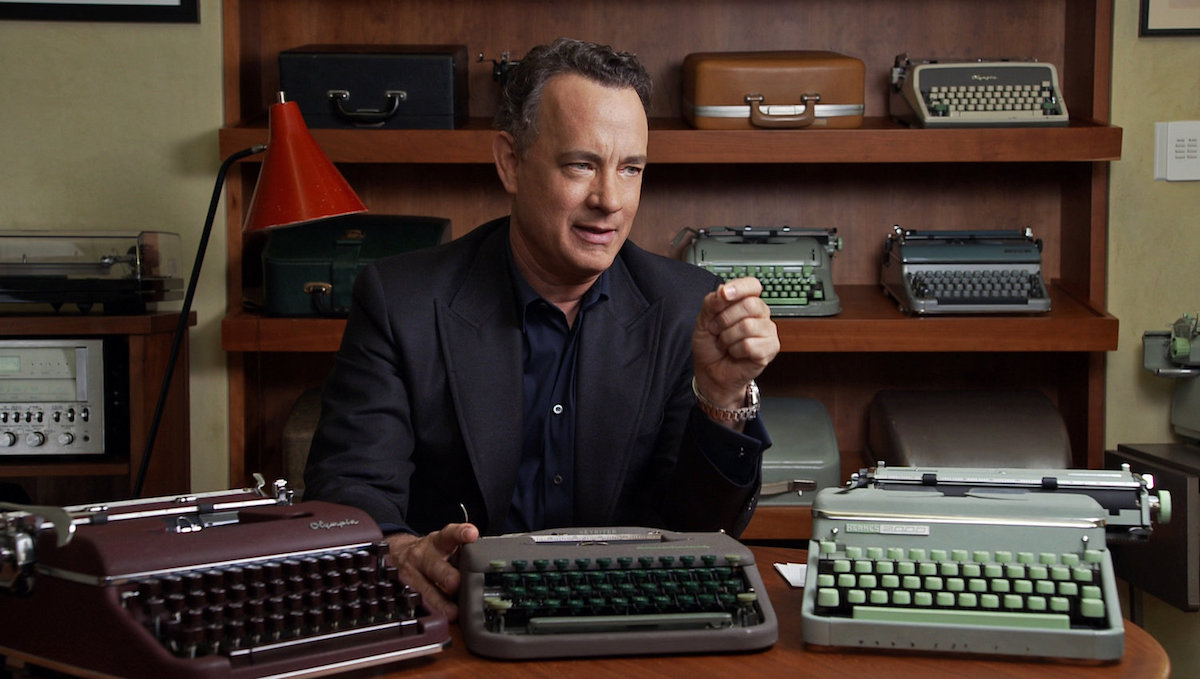 CALIFORNIA TYPEWRITER tom hanks Doug Nichol