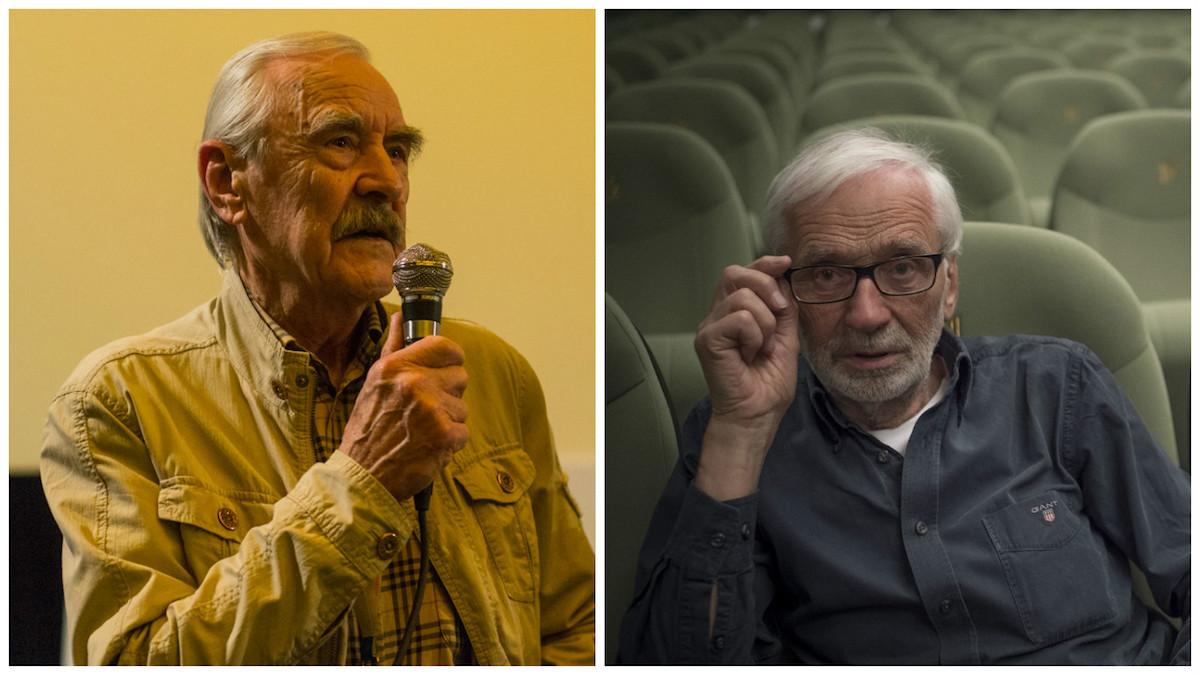 Witold Giersz and Daniel Szczechura