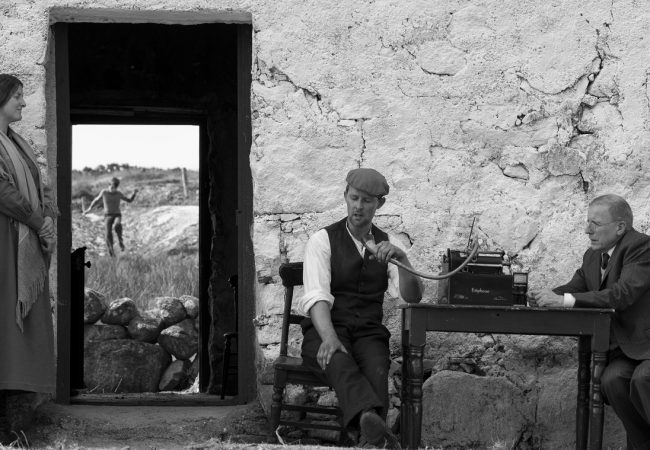 SONG OF GRANITE is Ireland's Entry for 2018 Oscar Race for Best Foreign Film | TRAILER