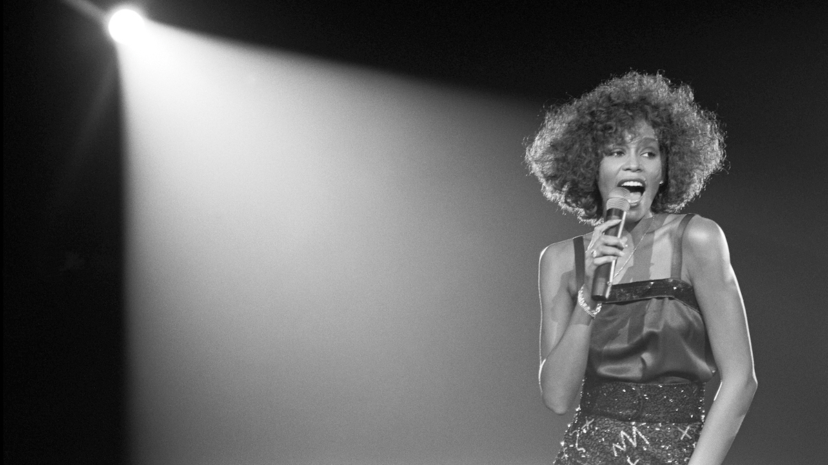 """WHITNEY. """"CAN I BE ME,"""""""