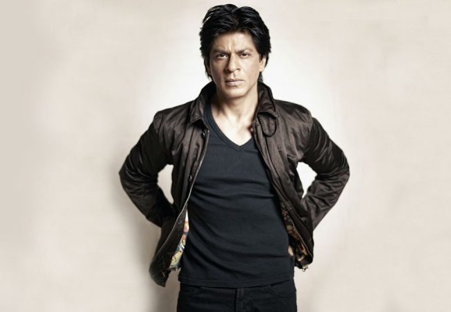 """King of Bollywood"" Shah Rukh Khan"