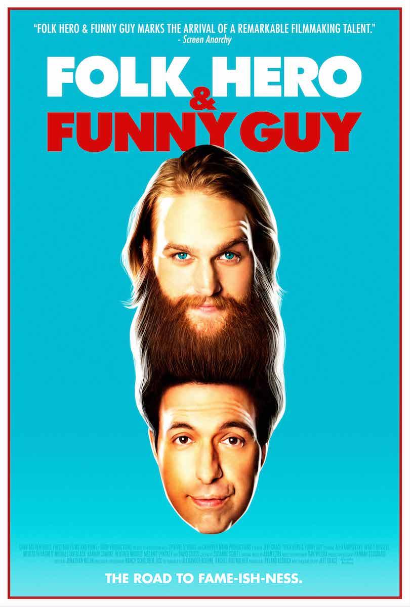Folk Hero & Funny Guy Poster