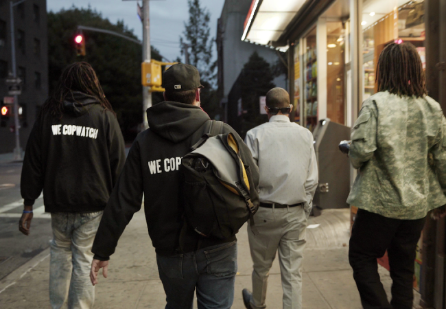 Tribeca 2017: COPWATCH Profiles WeCopwatch whose Mission is to Film Police Activity and Brutality | Trailer