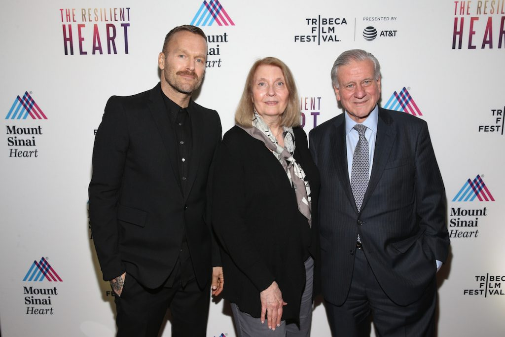 The Resilient Heart World Premiere at 2017 Tribeca Film Festival