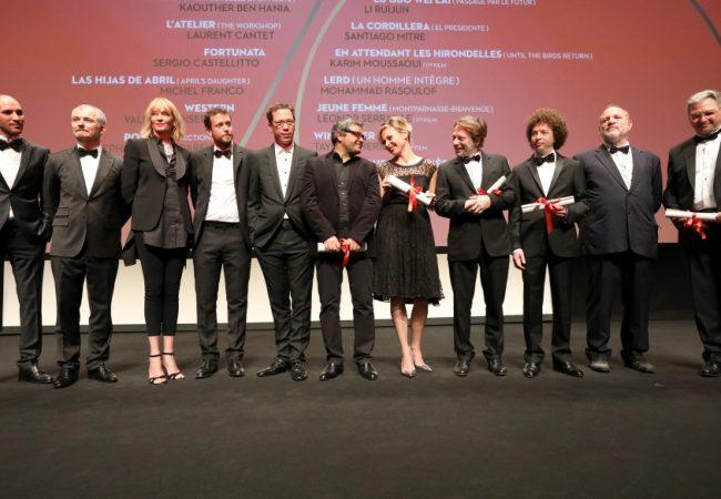 Iranian Film LERD (A MAN OF INTEGRITY) Wins Un Certain Regard Prize at 2017 Cannes Film Festival.