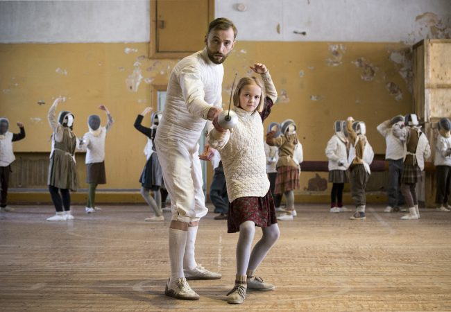 THE FENCER, Finland's Entry for Academy Awards for Best Foreign Language Film, Sets Release Date | Trailer