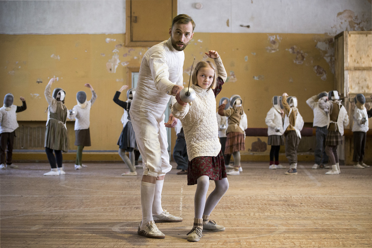 The Fencer directed by Klaus Härö